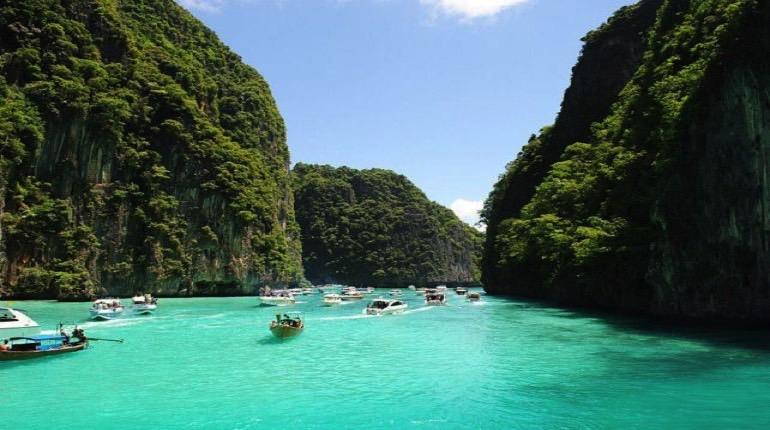 spiagge - Maya Bay