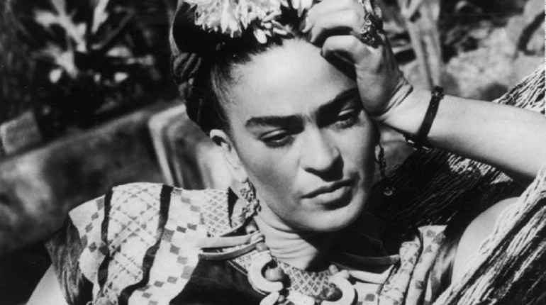 Frida Kahlo in foto - TheGiornale.it