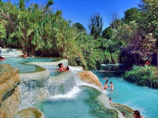 Terme Saturnia - Toscana - La vostra vacanza