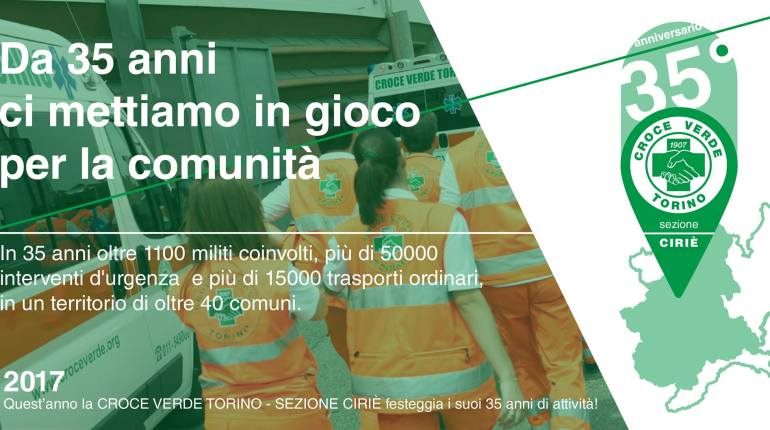 Croce verde Ciriè - thegiornale.it
