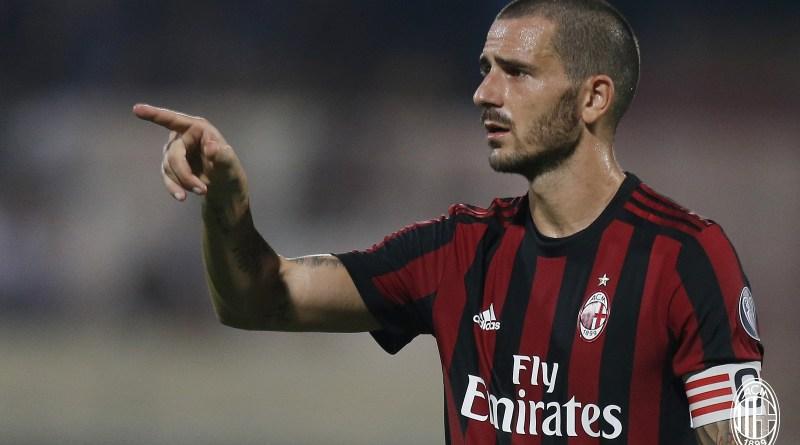 Bonucci che non sposta gli equilibri al Milan