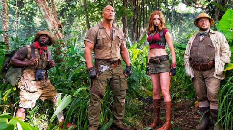 Jumanji: benvenuti nella giungla - TheGiornale.it