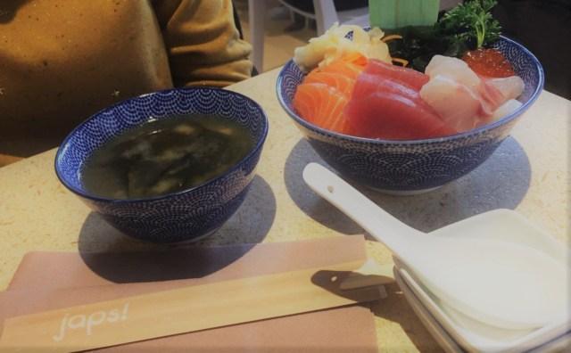 jasps il sushi raffinato anche gluten free - thegiornale.it