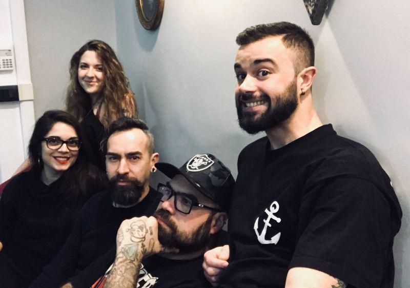 tatuaggi torino staff del Wild Art Tattoo - TheGiornale.it
