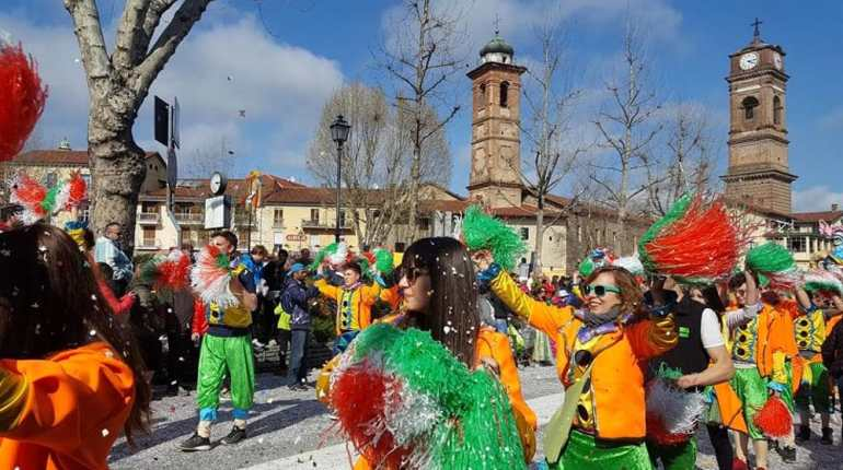 carnevale giaveno - Torino Carnevale febbraio 2018