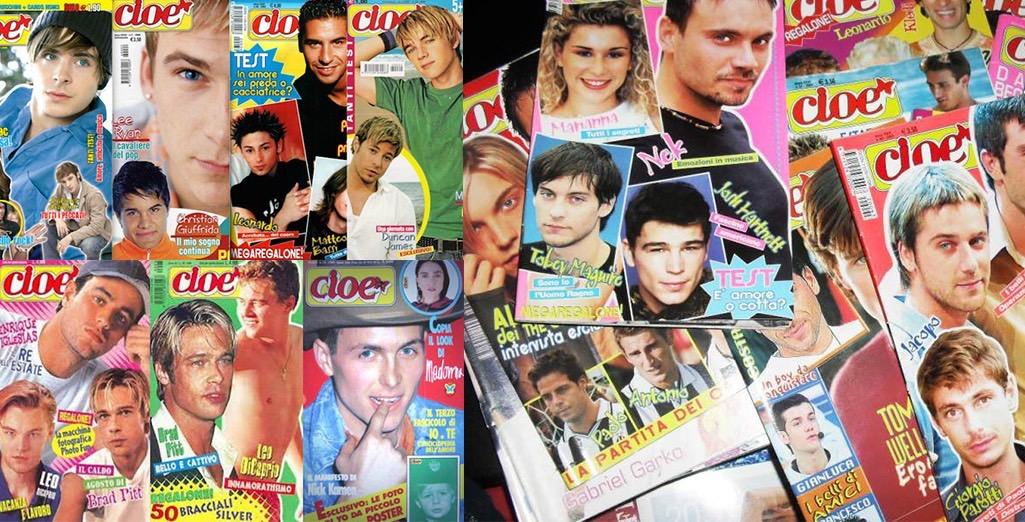 riviste per ragazze
