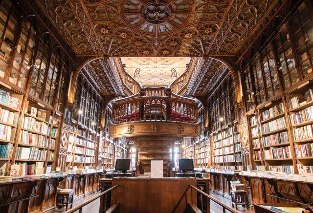 Porto Livraria Lello Harry Potter- TheGiornale.it