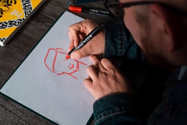disegni da fare a matita facilissimi - TheGiornale.it