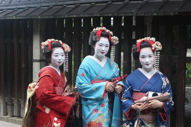 Geisha - TheGiornale