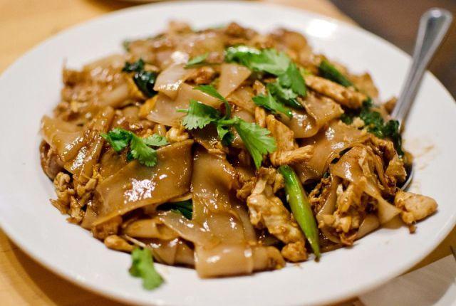 Pad See Ew - Cucina Thailandese
