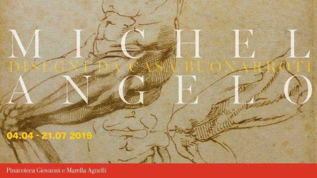 Eventi di aprile a Torino - Michelangelo. Disegni da Casa Buonarroti