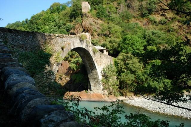 Ponte del Diavolo a Lanzo - TheGiornale