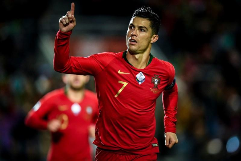 cr7 - top 11 dei calciatori più belli della Serie A
