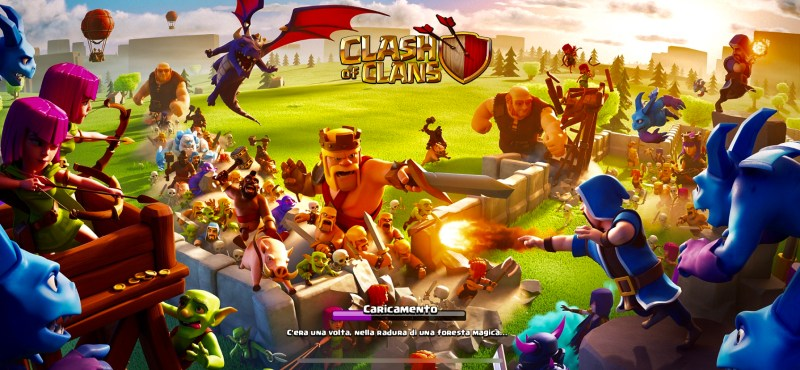 clash of clans - giochi iphone 2020