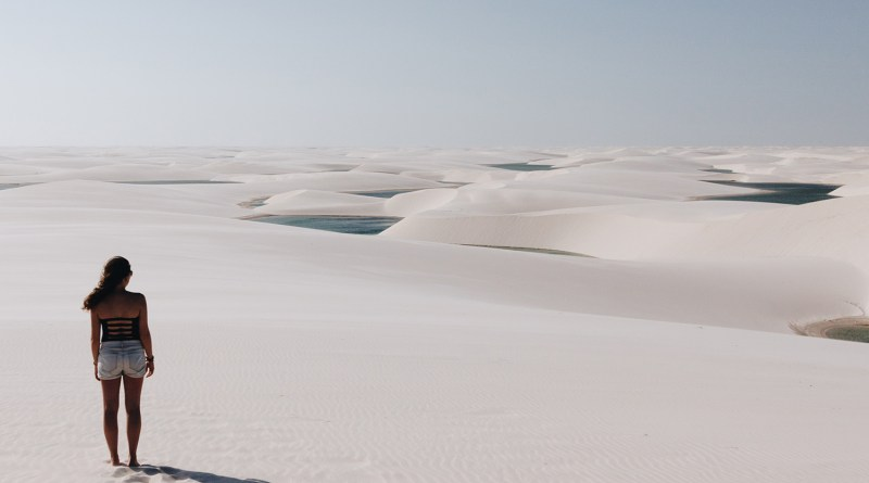 Paesaggi bianchi nel mondo - TheGiornale