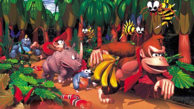 Donkey Kong Country - Videogiochi più belli degli anni 90