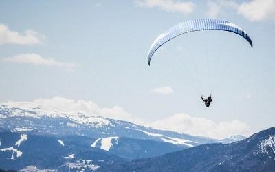 Buttarsi col paracadute a Torino: linee guida