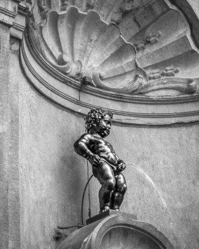 Manneken-Pis Bruxelles