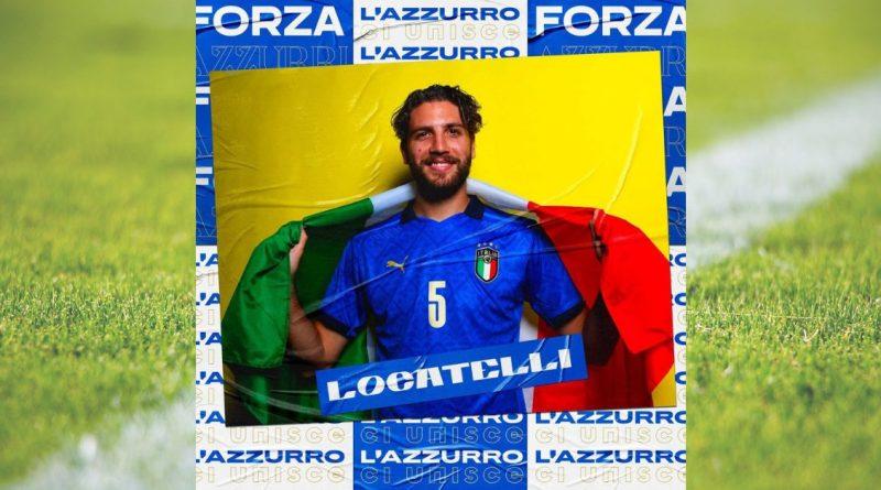 Locatelli Italia Svizzera 3 a 0 Euro 2020