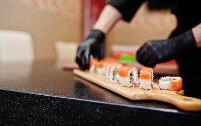 Dove mangiare sushi in centro a Torino