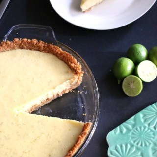 Key Lime Pie (That Actually Tastes Like Limes)