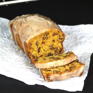 Bourbon Pecan Pumpkin Bread