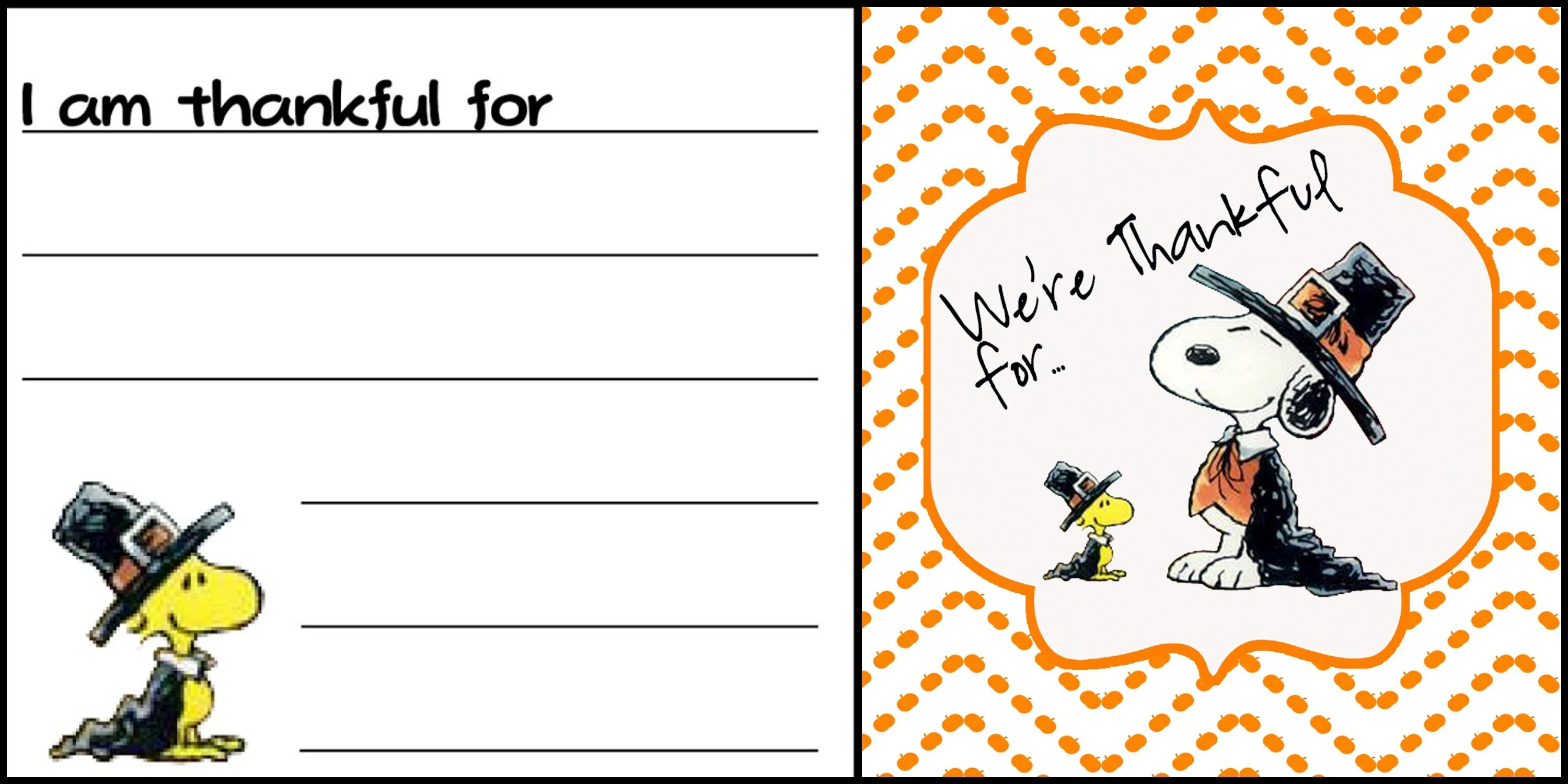 How To Host A Charlie Brown Thanksgiving Party