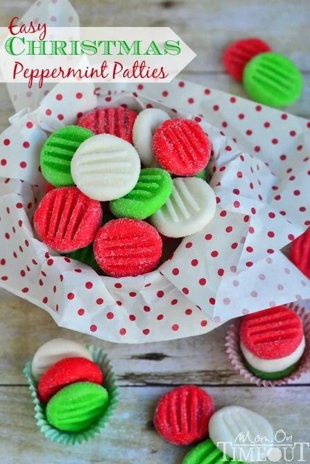 50 Christmas Desserts The Girl Creative