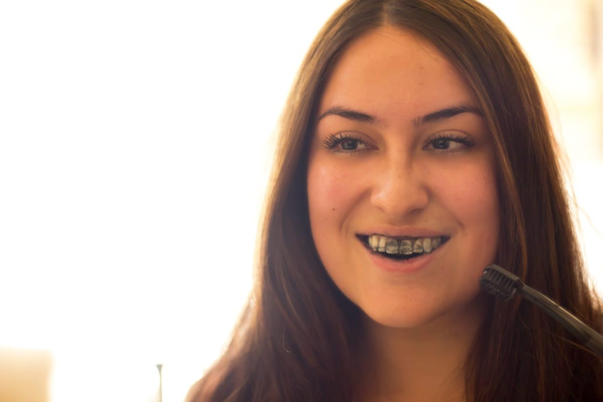 Activated Charcoal Toothpaste?