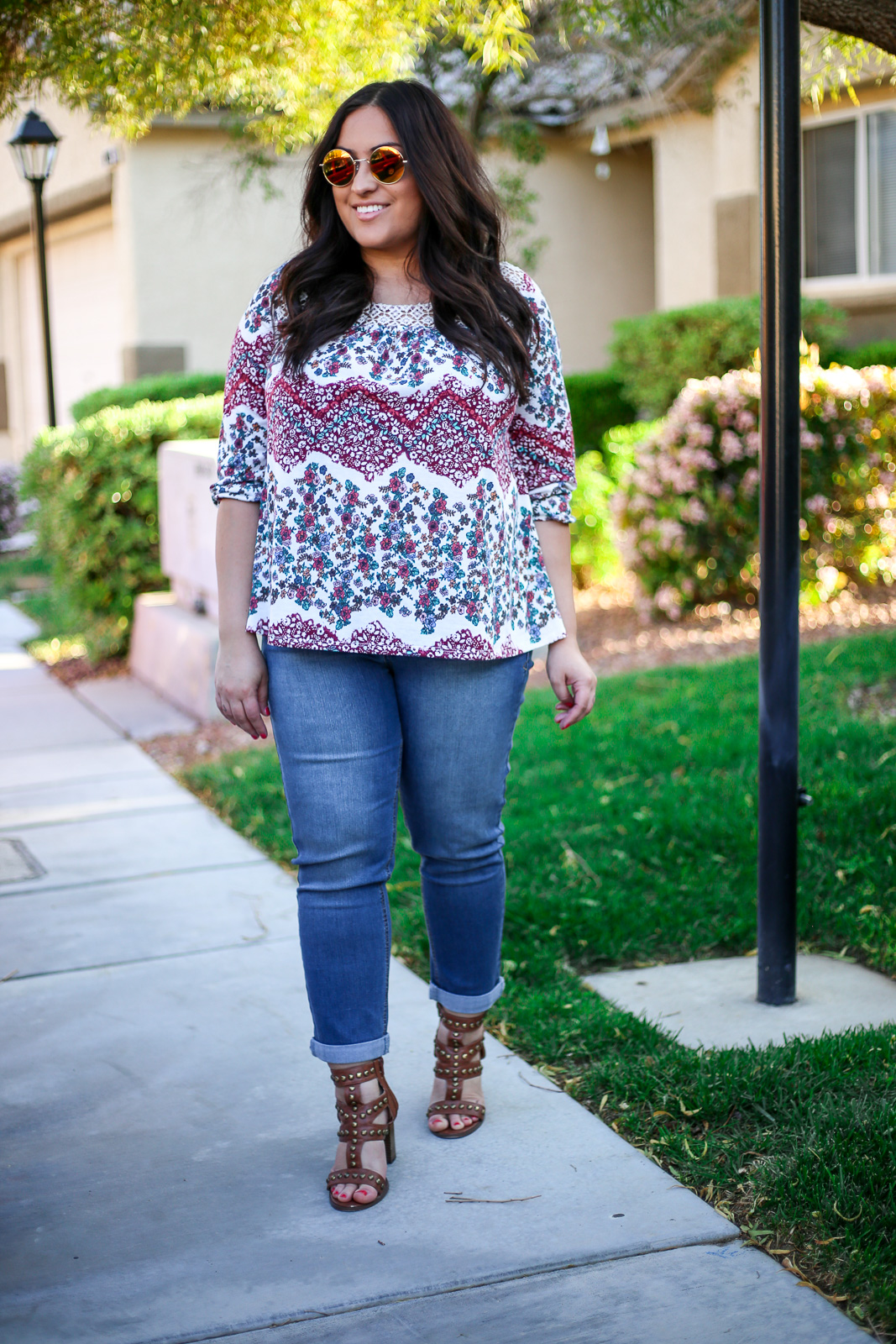 Affordable and comfy coachella outfit
