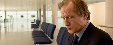 Bill Nighy - Lawrence - The Girl in the Cafe