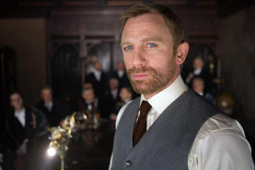 Daniel Craig  - Lord Asriel - The Golden Compass