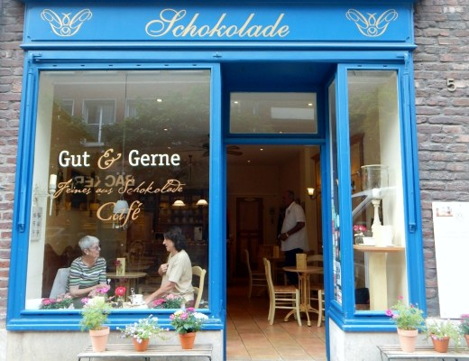 favourite cafes in dusseldorf