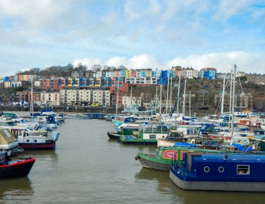 reasons to visit bristol