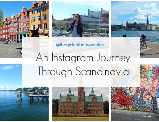 instagram journey through scandinavia
