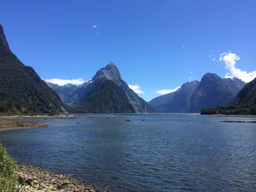 Ten reasons to visit New Zealand: Milford Sound, New Zealand
