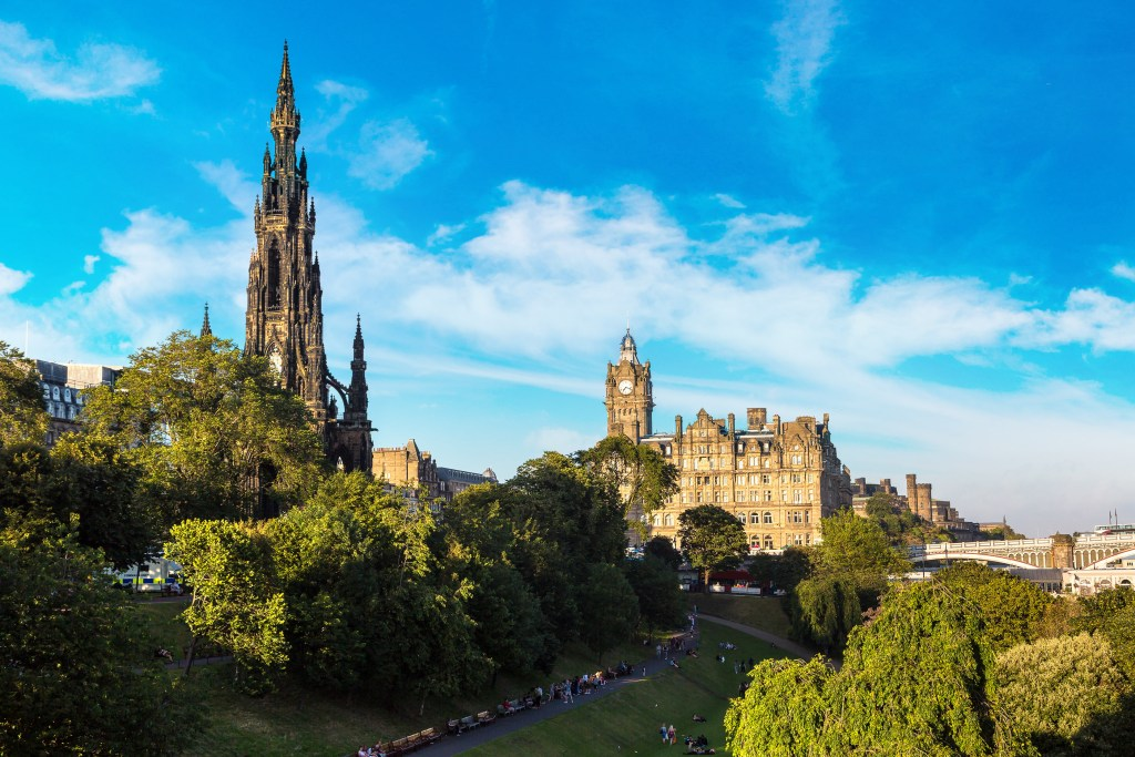 The Medieval Old Town meets the Georgian-style New Town just below Edinburgh Castle, while the port town of Leith is just beyond. All are worth exploring ... Whether you're staying at The Balmoral or at the backpackers, this list of 25 things to do in Edinburgh ought to give you some excellent ideas for your next trip!