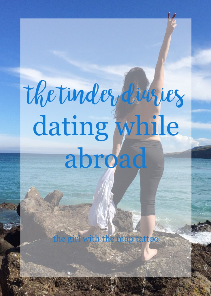 dating while abroad: the good, the bad, the ugly