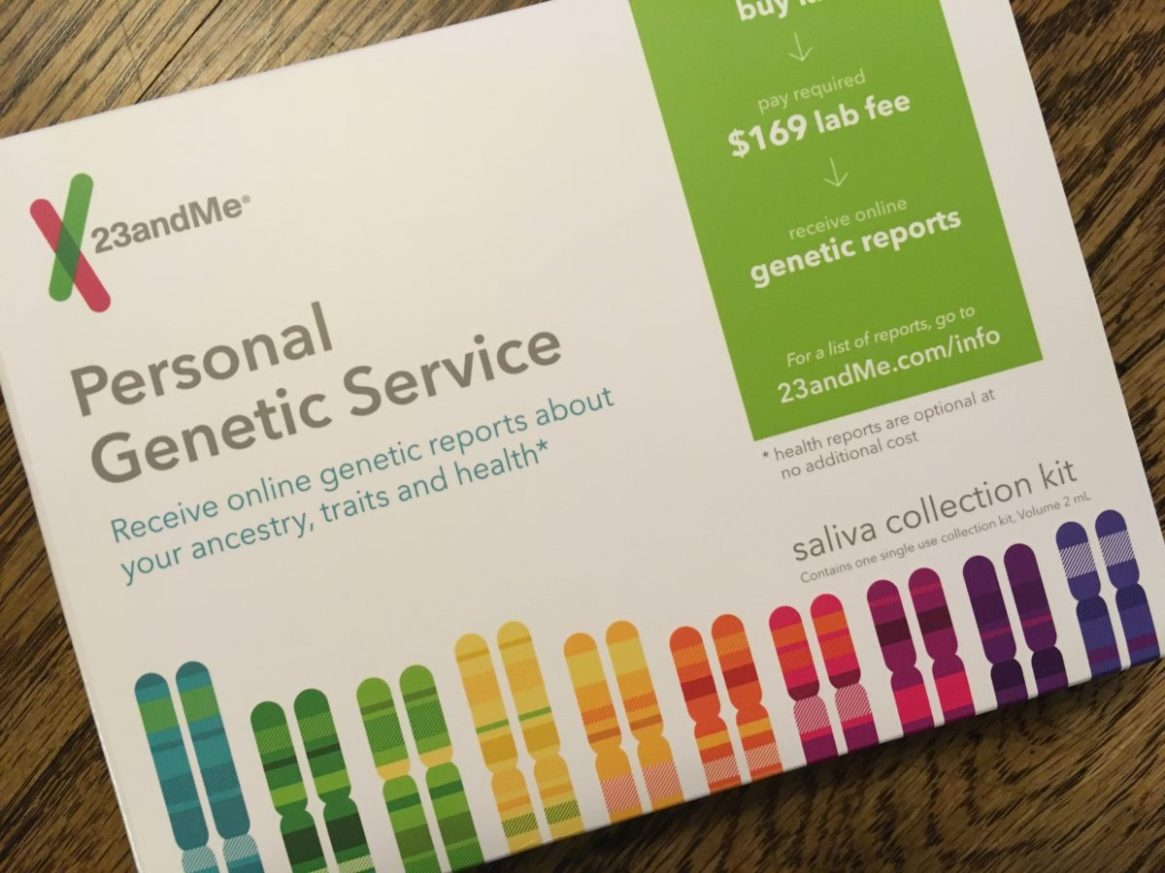 Does adventure really run in my blood? Is travel genetic? My 23andme results are in!