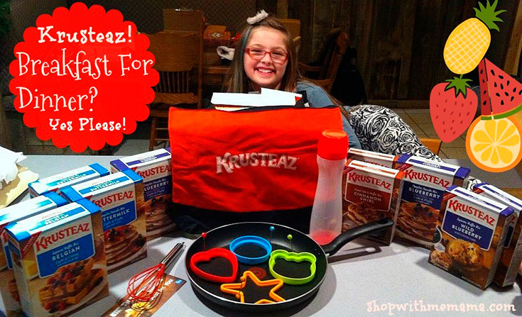 Krusteaz Prize Pack Giveaway