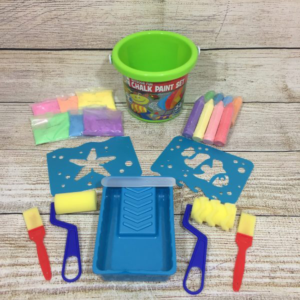 RoseArt Chalk Paint Set Giveaway