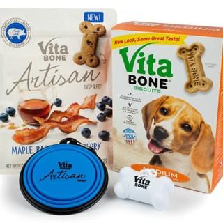 Vita Bone Prize Pack & $5 Amazon GC Giveaway