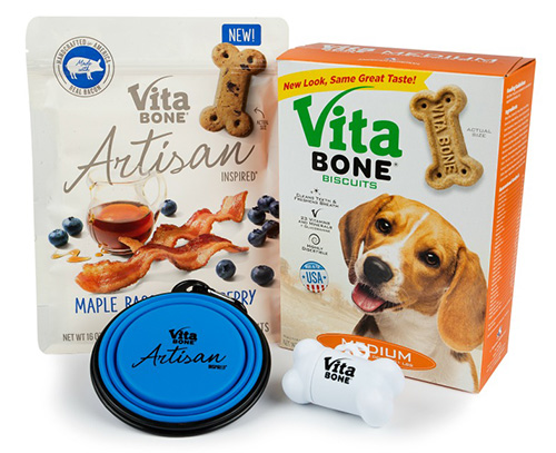 Vita Bone Prize Pack & $5 Amazon GC Giveaway