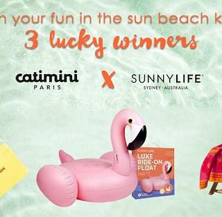 Catimini Fun in the Sun Giveaway