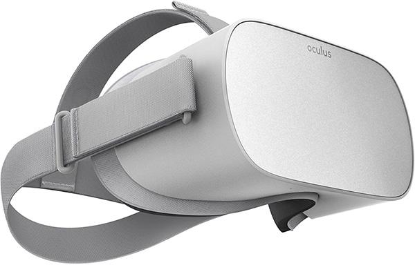 Raging Gazebo's Oculus Go Giveaway
