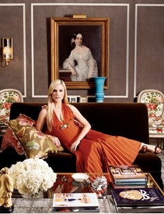 Tinsley Mortimer's Super Glam Glam NYC Apartments