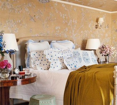 From Whimsical to Mellow: More Yellow Bedrooms