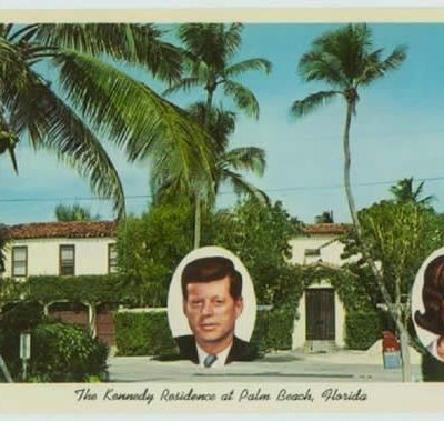 "The Kennedy ""Winter White House"" is for Sale!"
