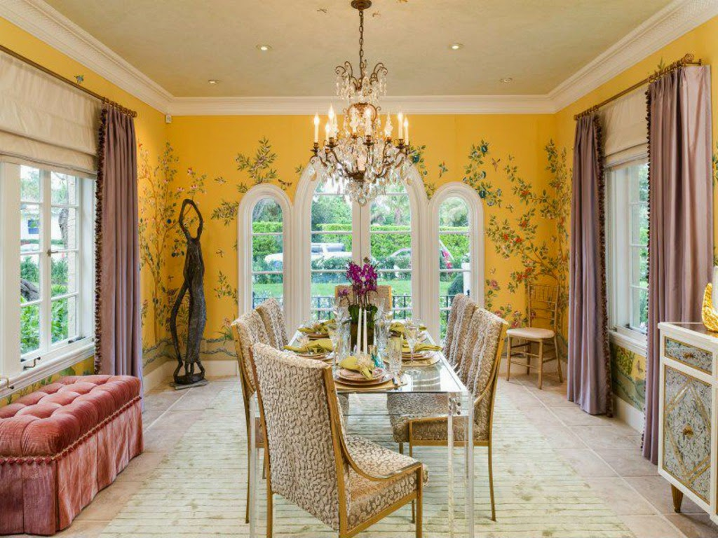 The 2014 Palm Beach Red Cross Designers Show House Is For