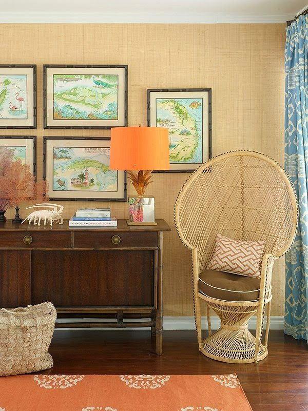 Fancy Touches of the Tropics